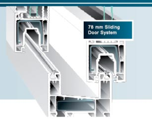 Sliding Door System image