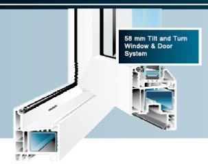 Tilt Turn Window & Door System